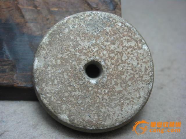 良渚时期老石环 编号2951