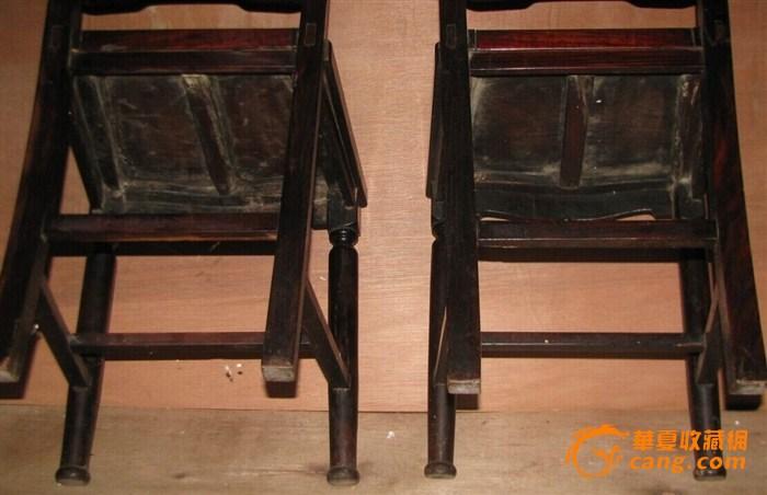 老红木雕刻椅子图8