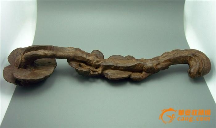 木雕如意摆件图10