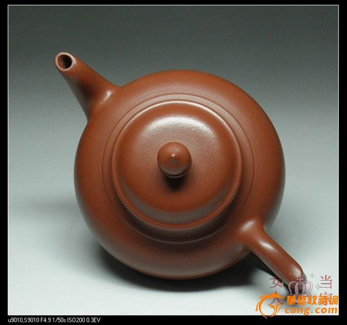 国家级职称王红娟/几乎绝世的大红袍泥巴/笑樱220cc图3