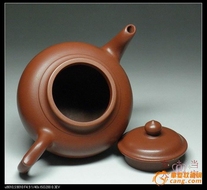 国家级职称王红娟/几乎绝世的大红袍泥巴/笑樱220cc图5