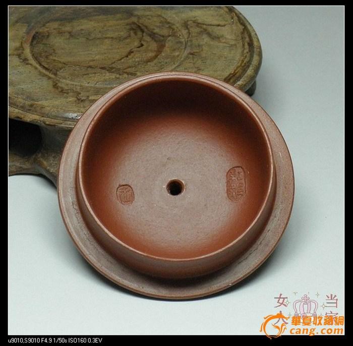 国家级职称王红娟/几乎绝世的大红袍泥巴/笑樱220cc图7