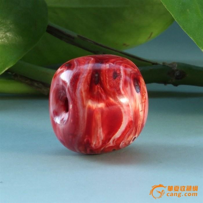 鹤天苹果圆2.34cm大珠子