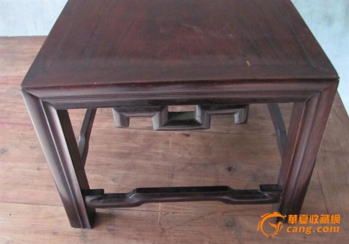 老红木小案桌