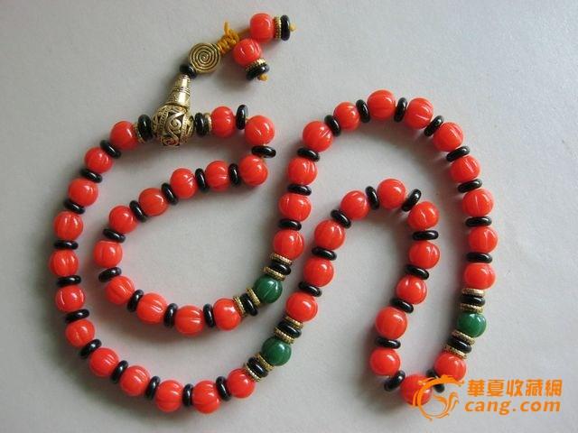 一级红玛瑙项链