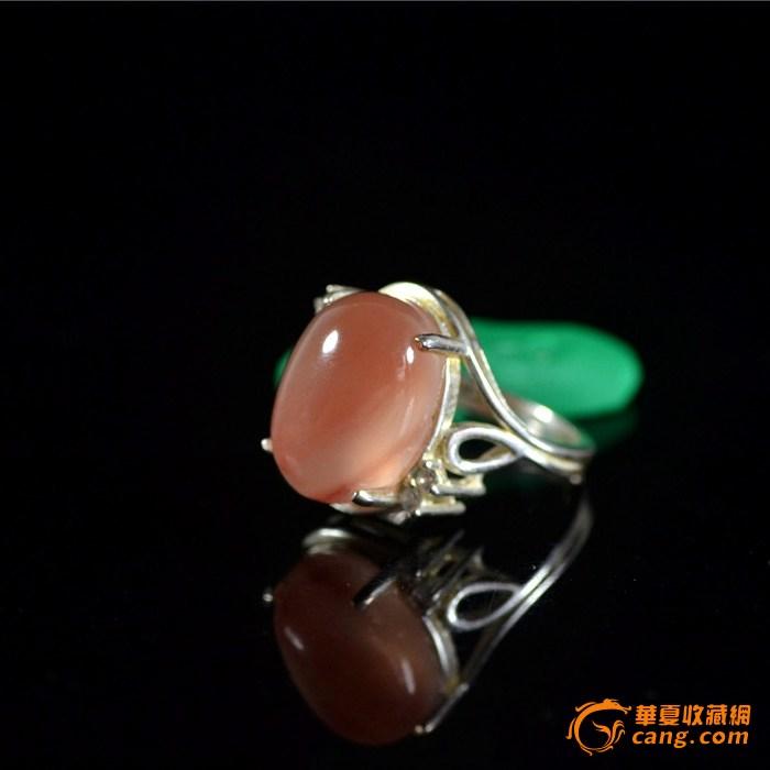 朱砂戒指的编法图解