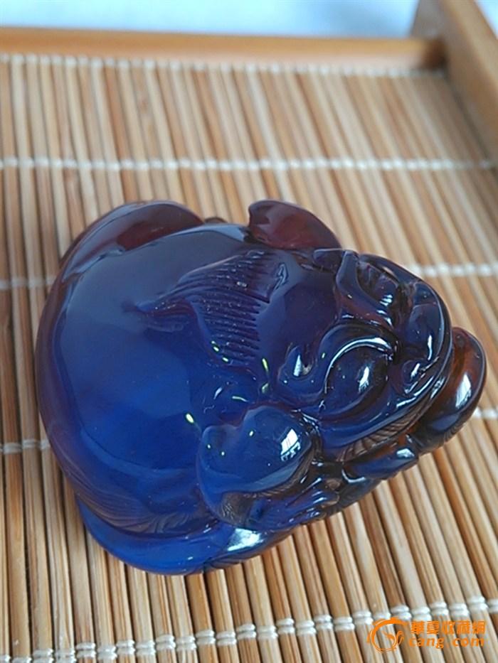 《联盟》缅甸棕红珀范紫罗兰