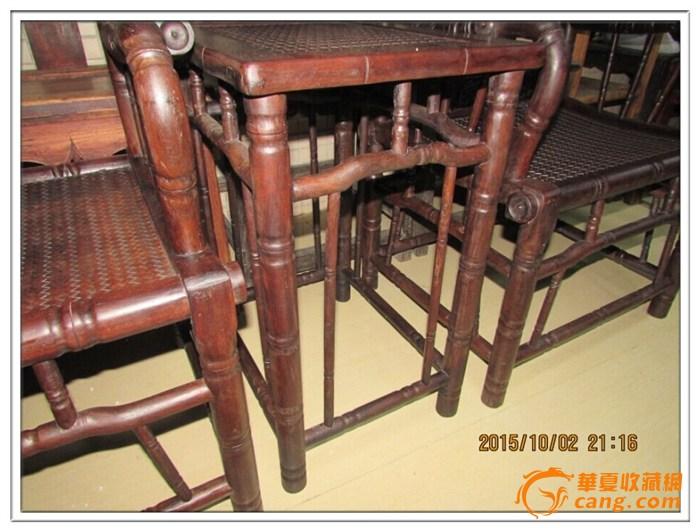 筷子做桌椅图解
