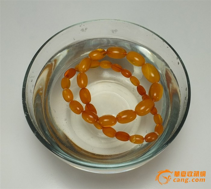 32克【极品】天然金绞丝鸡__油黄*老蜜蜡_项链图11