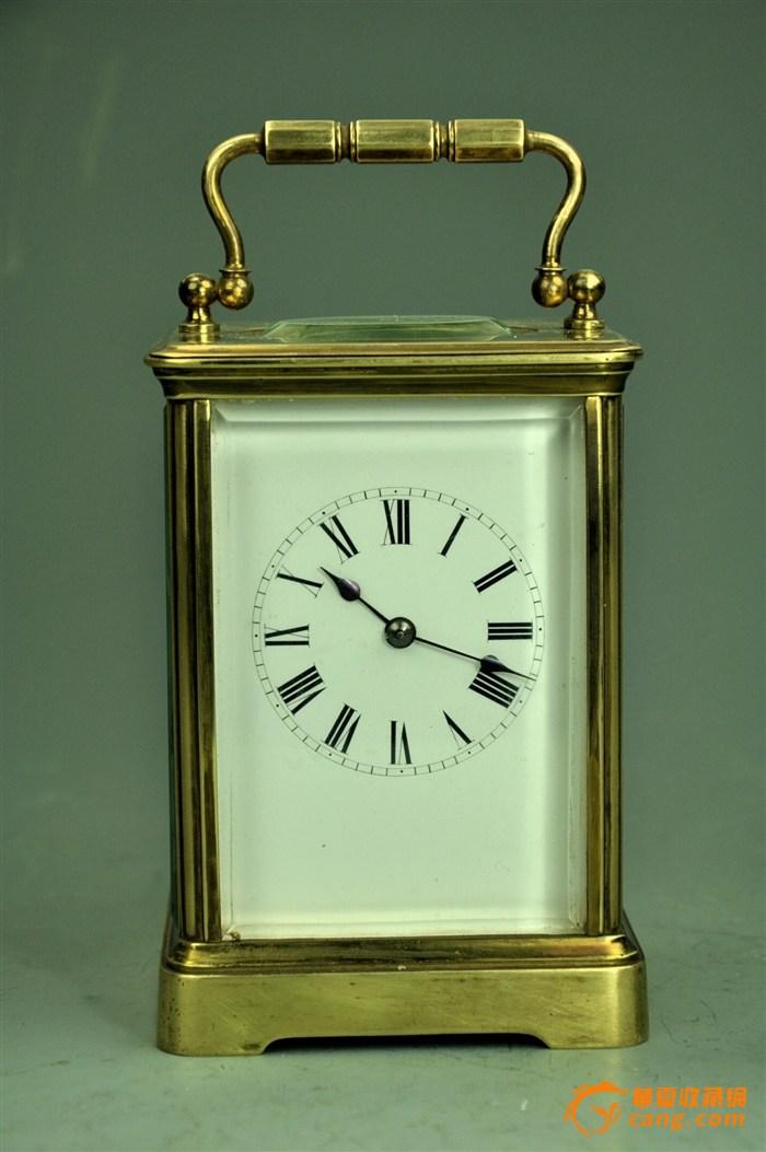 简单可爱易画的钟