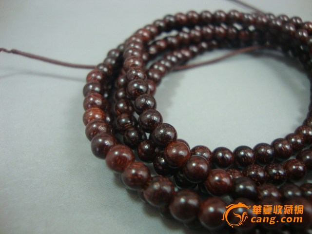 印度小叶紫檀串