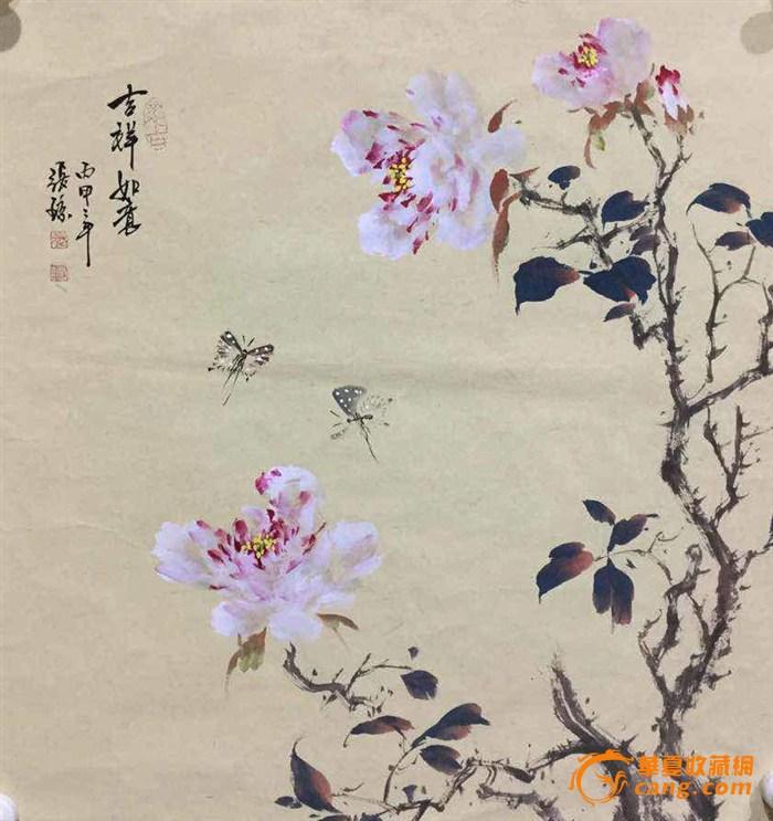 【联盟】优秀青年女画家精品花鸟作品