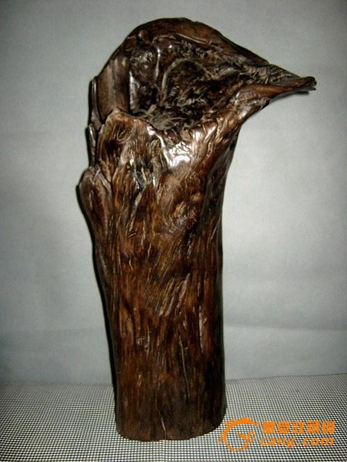 千年阴沉木天然摆件
