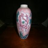解放后粉彩花瓶