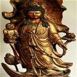 高1米 重20多斤 文革 民间艺人 纯手工木雕