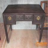 红酸枝书桌