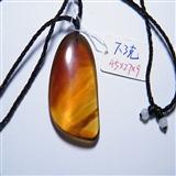 缅甸天然琥珀挂件7.3克