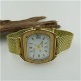 德国品牌'anker'鎏金手表
