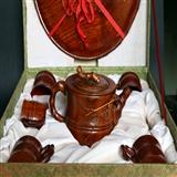 60年代竹器茶