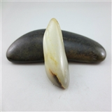 天然和田玉红皮青花籽料6.2g