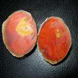 精品战国红缟原石