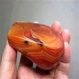 漂亮的玛瑙原石