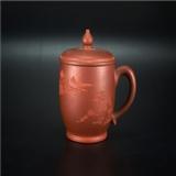 全新现代正宗正品宜兴原矿全手工紫砂茶杯
