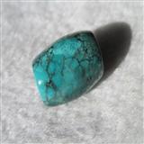 原矿 绿松石 高瓷高蓝 勒子