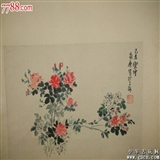 曹简楼,江苏南通人,中国美术家协会会员。上海中国画院画师。轴裱
