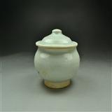 宋 影青茶叶盖罐2