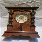 19世纪法国带音乐时钟