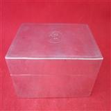 167 g民国银盒