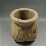 【高古】绳纹陶罐